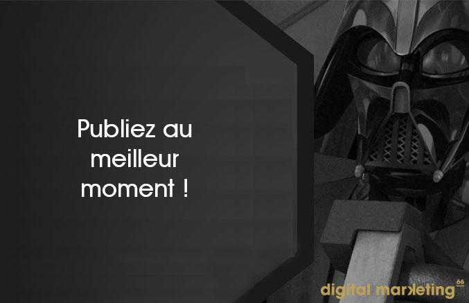 publication facebook bon moment