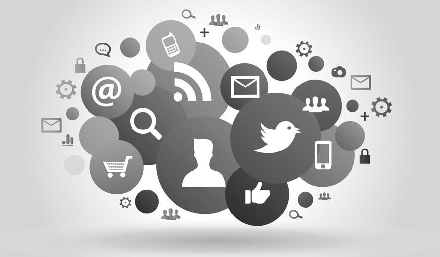 réseaux sociaux chiffres 2017
