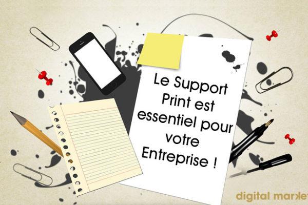 support print entreprise