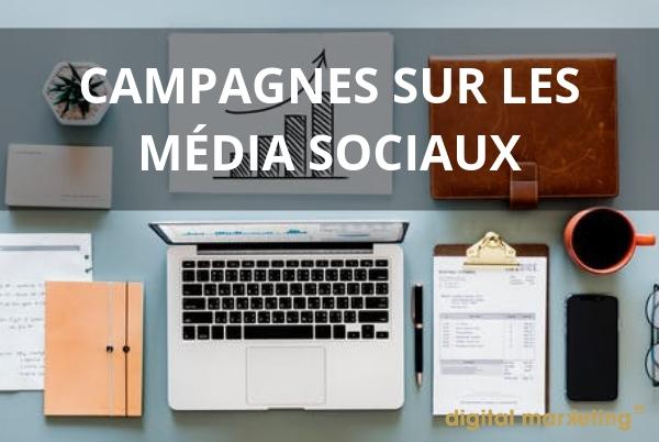 campagnes media sociaux