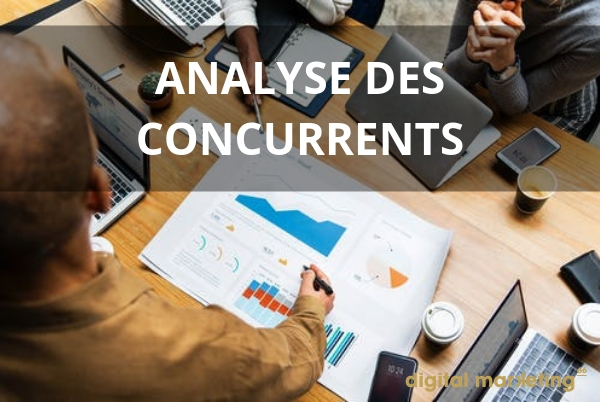 analyse concurrents social media