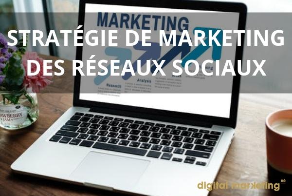 Stratégie de marketing réseaux sociaux