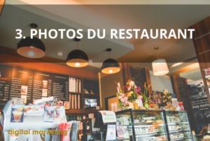 Conseils création de site pour restaurant