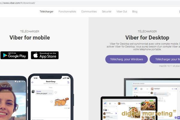 stratégie-social-media-viber-entreprise