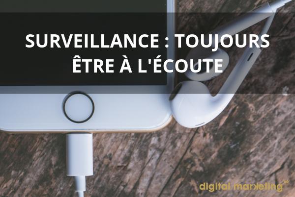community management surveillance
