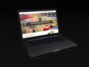 Creation site internet-saint cyprien 66-aki-sushi par agence web a perpignan