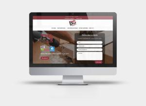 creation site internet bricoservice-menuisier-st-cyprien